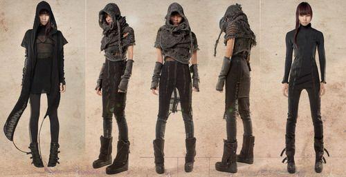 постапокалипсис мода - Поиск в Google