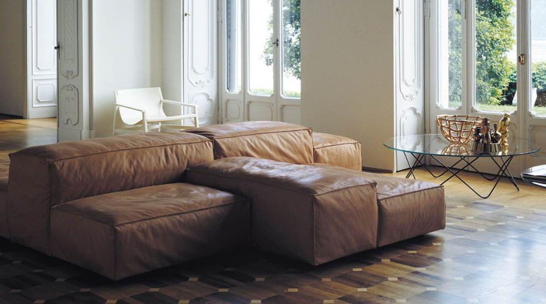 Modular Sofa Contemporary By Piero Lissoni Extrasoft