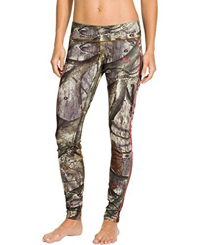 c2149a87ff950d Under Armour Women's ColdGear® Infrared EVO Medium Mossy Oak Treestand Under  Armour http:/