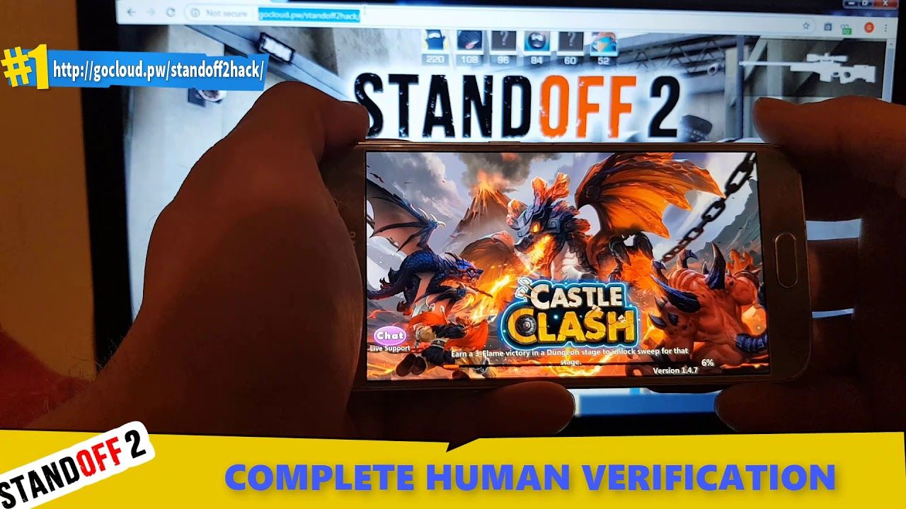 Standoff 2 Hack & Cheats Online Free * Unlimited * Gold