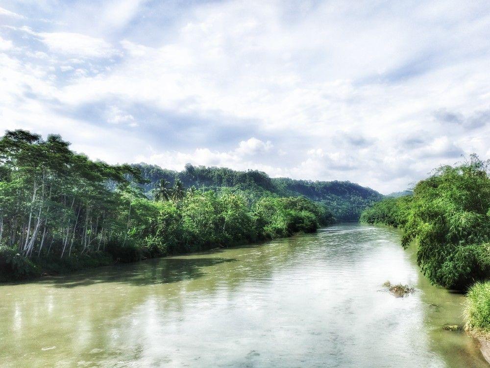 Sungai Sindang Barang Sungai Lautan