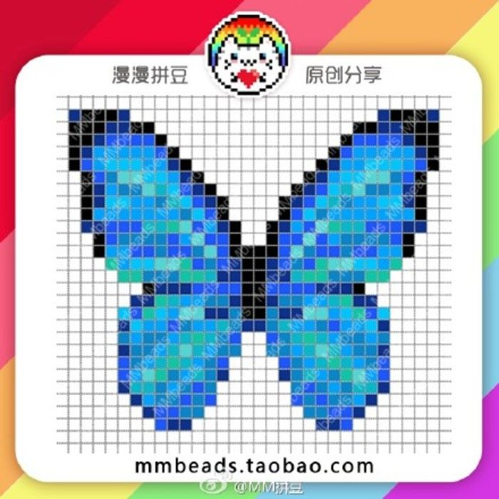 how to make a butterfly exihibit in minecraft