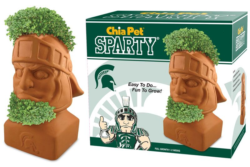 Buy A Gift Chia Pet Sparty Gag Gifts Unique Gifts Chia Pets Chia Pet Chia Pets