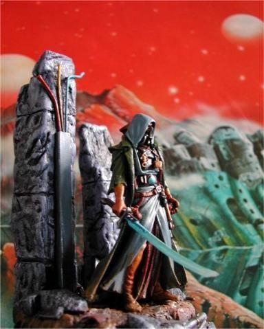 40k - Eldar Ranger