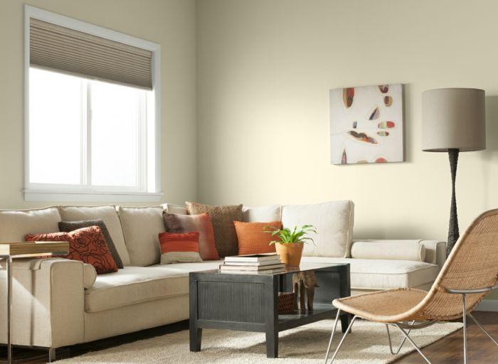 Bildergebnis für wohnzimmer streichen Wohnzimmer Pinterest - wohnzimmer beige streichen