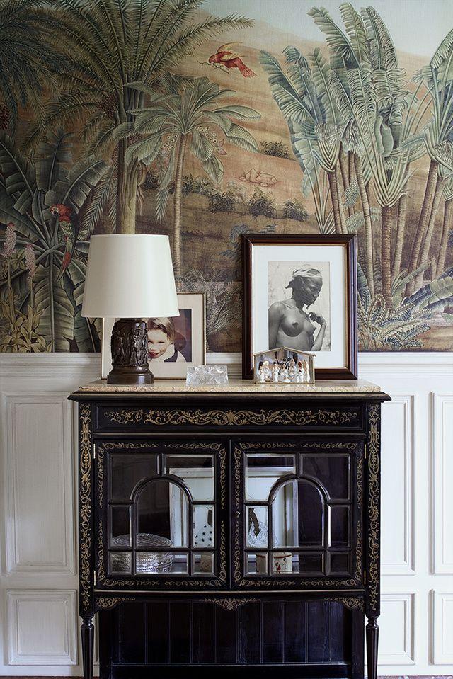 Une maison de campagne idyllique paris living space pinterest maison parisienne maison - Maison parisienne ...