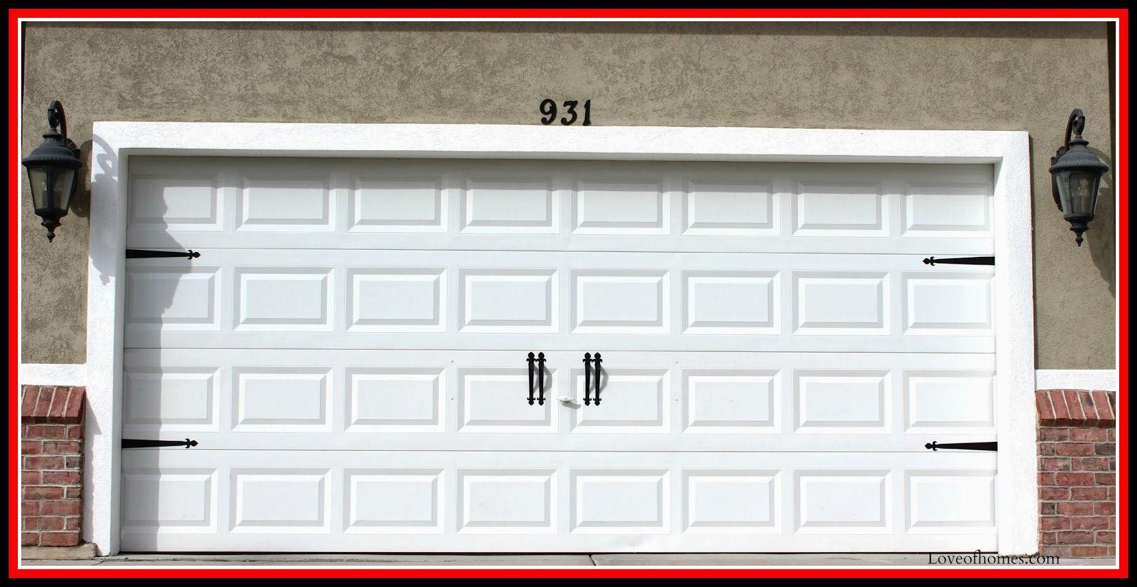 31 Reference Of Double Door Garage Decorative In 2020 Garage Doors Garage Door Decorative Hardware Doors