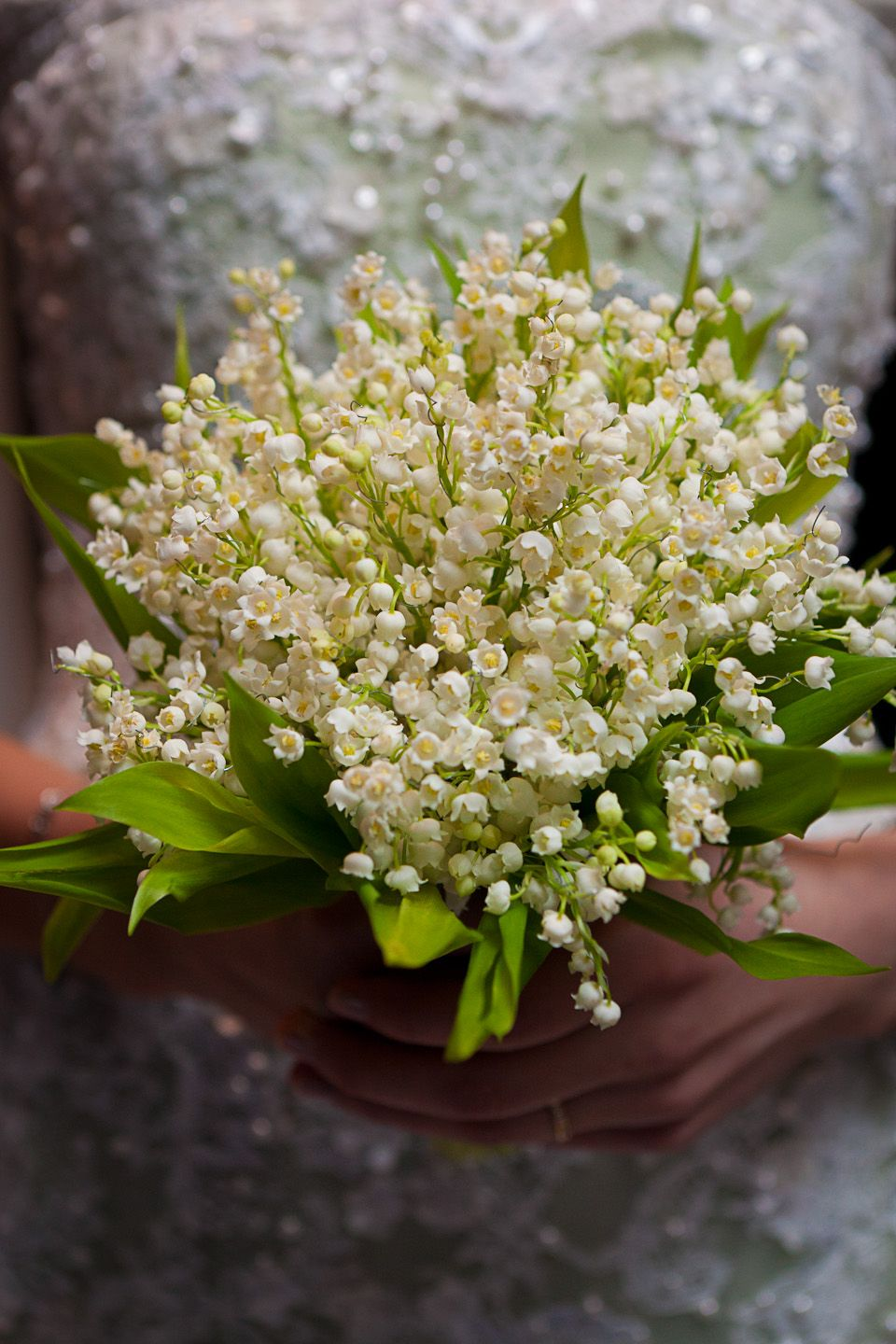 Lily of the Valley Bouquet(Niemierko) a flower with such