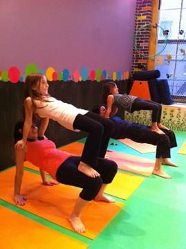 Yoga For Children And Kids Two People Yoga Poses Acro Yoga Ashtanga Vinyasa Yoga