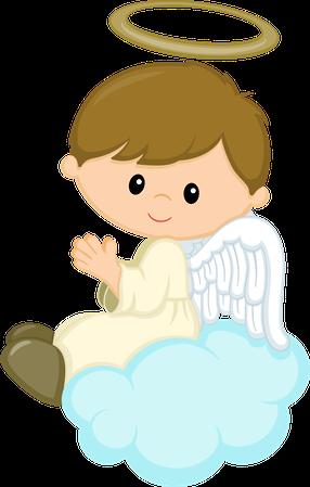 fadas anjos gnomos e etc desenhos pinterest batismo