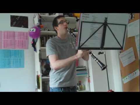 Gladiator Honor Him Now We Are Free Clarinet Cover Youtube Clarinet Cover Gladiator
