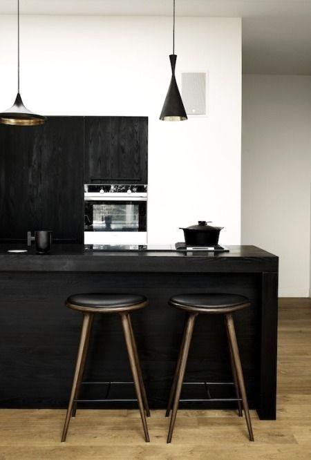 30+ Best Einfache amerikanische Küche: 60 Ideen, Fotos und Projekte #wohnessbereich  #küchenplanung  #wohnung  #kitchen  #wandregal  #einrichten  #wohnküche  #raumteiler  #dachschräge  #küchenrückwand  #ikeaküche