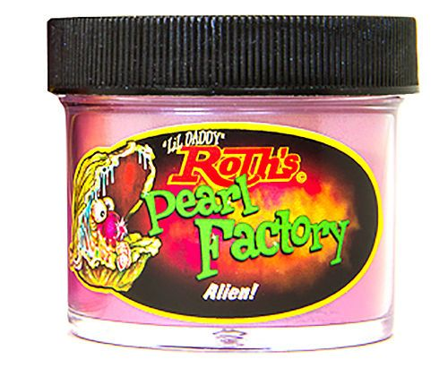 roth pearl factory pigment ALIEN! pink purple 1oz hot rod custom paint lil daddy #lildaddyroth