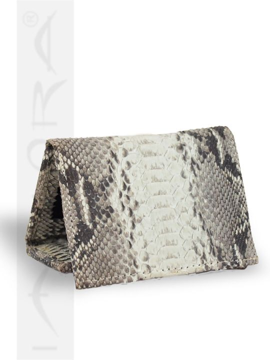 Snakeskins Wallets Python Snake Natural Genuine! Implora - US Free Shipping