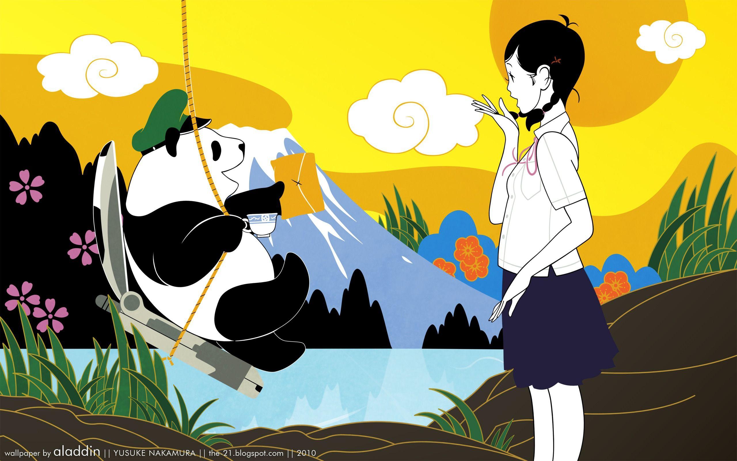 18 Yusuke Nakamura Ideas Art Illustration Anime