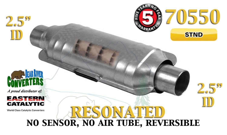 Catalytic Converter-Universal Eastern Mfg 70317
