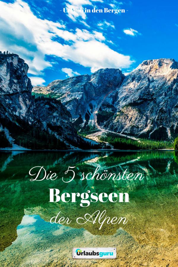 Photo of Die 5 außergewöhnlichsten Bergseen | Urlaubsguru