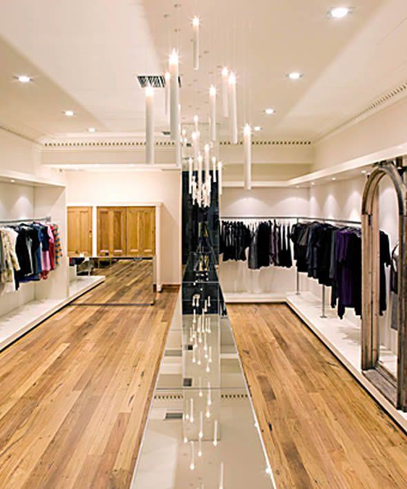 Attractive Retail Store Interior Design Fame Agenda Matt Gibson Australia Decorative  Lighting
