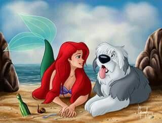 Pin Von Svenja Auf Ariel Disney Arielle Die Meerjungfrau Disney Bilder Die Kleine Meerjungfrau