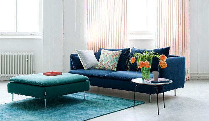 #IKEA #Soderhamn sofa - Different colours | @covercouch ...