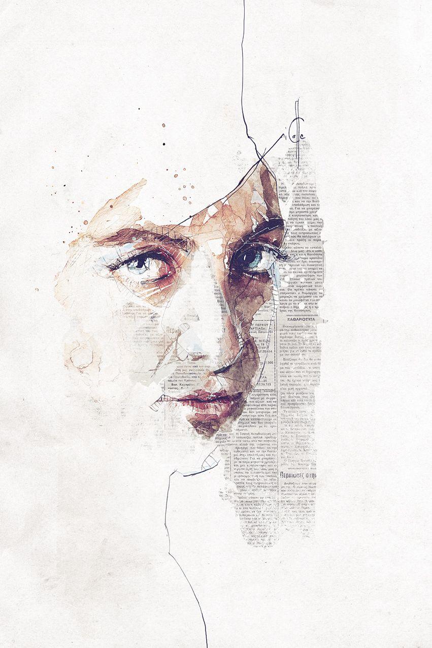 X . Portraits on Behance