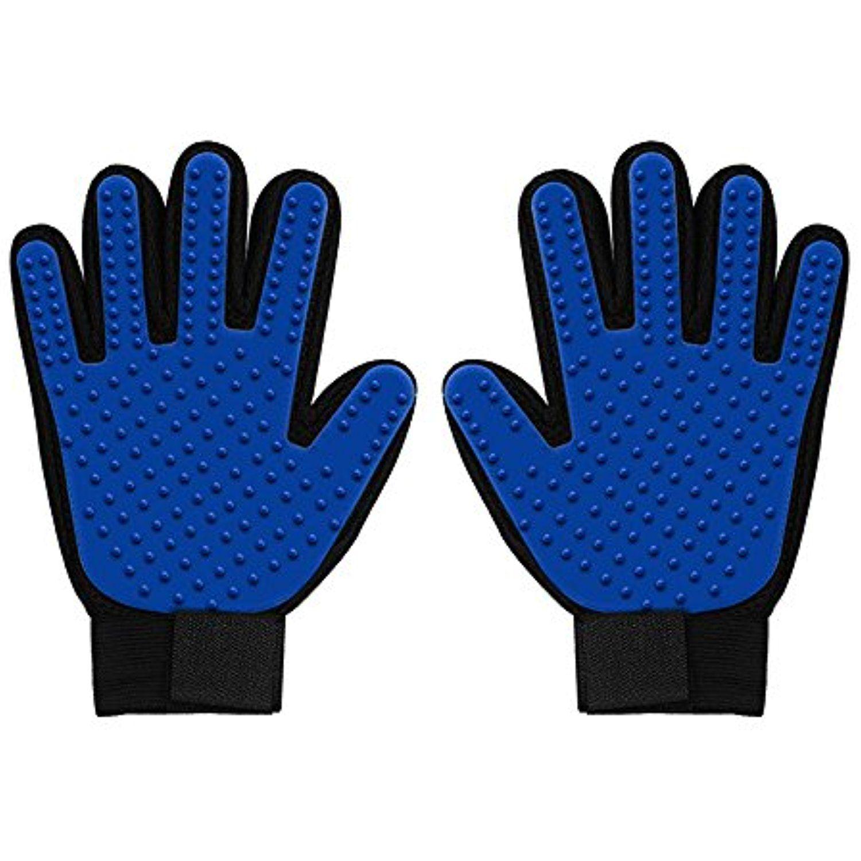 Pet Grooming Glove,Efficient Pet Hair Remover,Gentle
