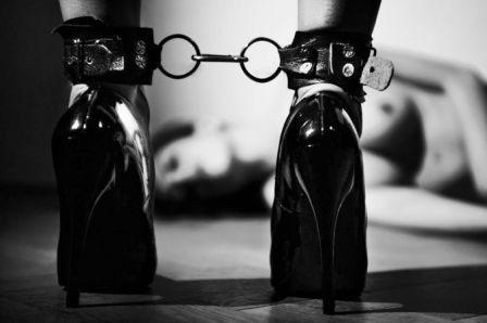 Esposas pies
