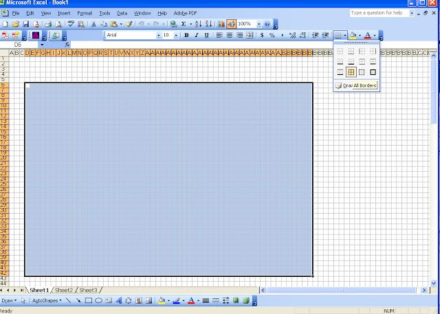 Welcome to the second article on how to make a knitting chart in