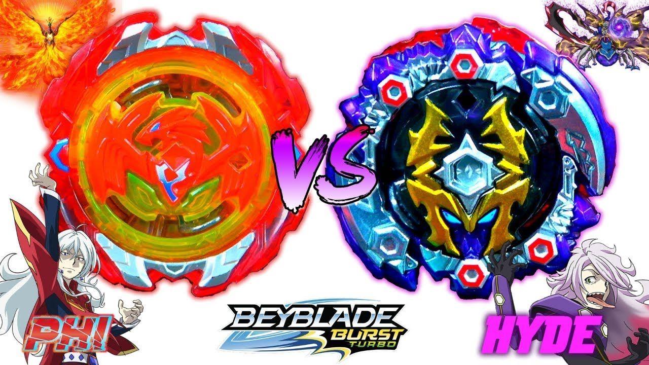 Dread Hades 11 T Z Vs Revive Phoenix 10 Fr Beyblade Burst Tu