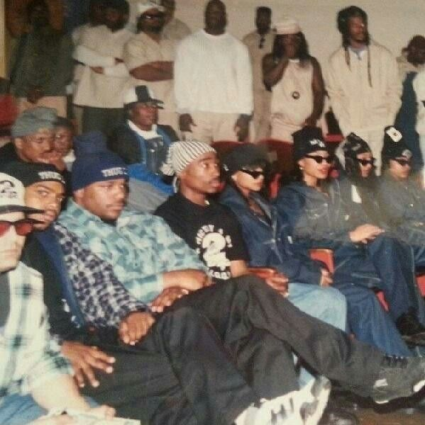 """piru single guys Just four months earlier, tupac filmed a video for the single """"i ain't mad at  he  surrounded himself with violent actions and violent men owned an  or so  members of the mob piru, a compton-based street gang affiliated with."""