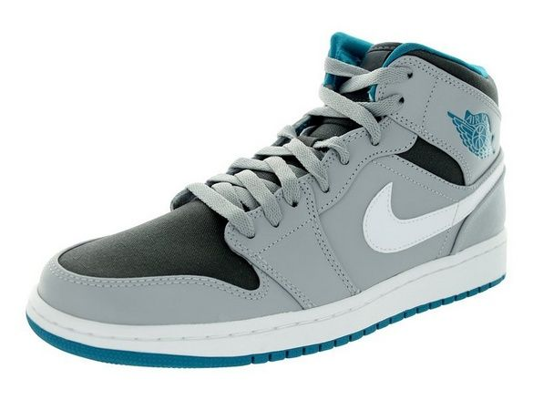 low priced 35818 538b2 cool Nike Mens Air Jordan 1 Mid Synthetic Basketball Shoes - For Sale