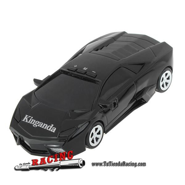 Detector de Radar Discreto Modelo Lambo Racer con Alarma por Voz Color Negro -- 20,89€ Envío gratuito a toda España en todos los productos