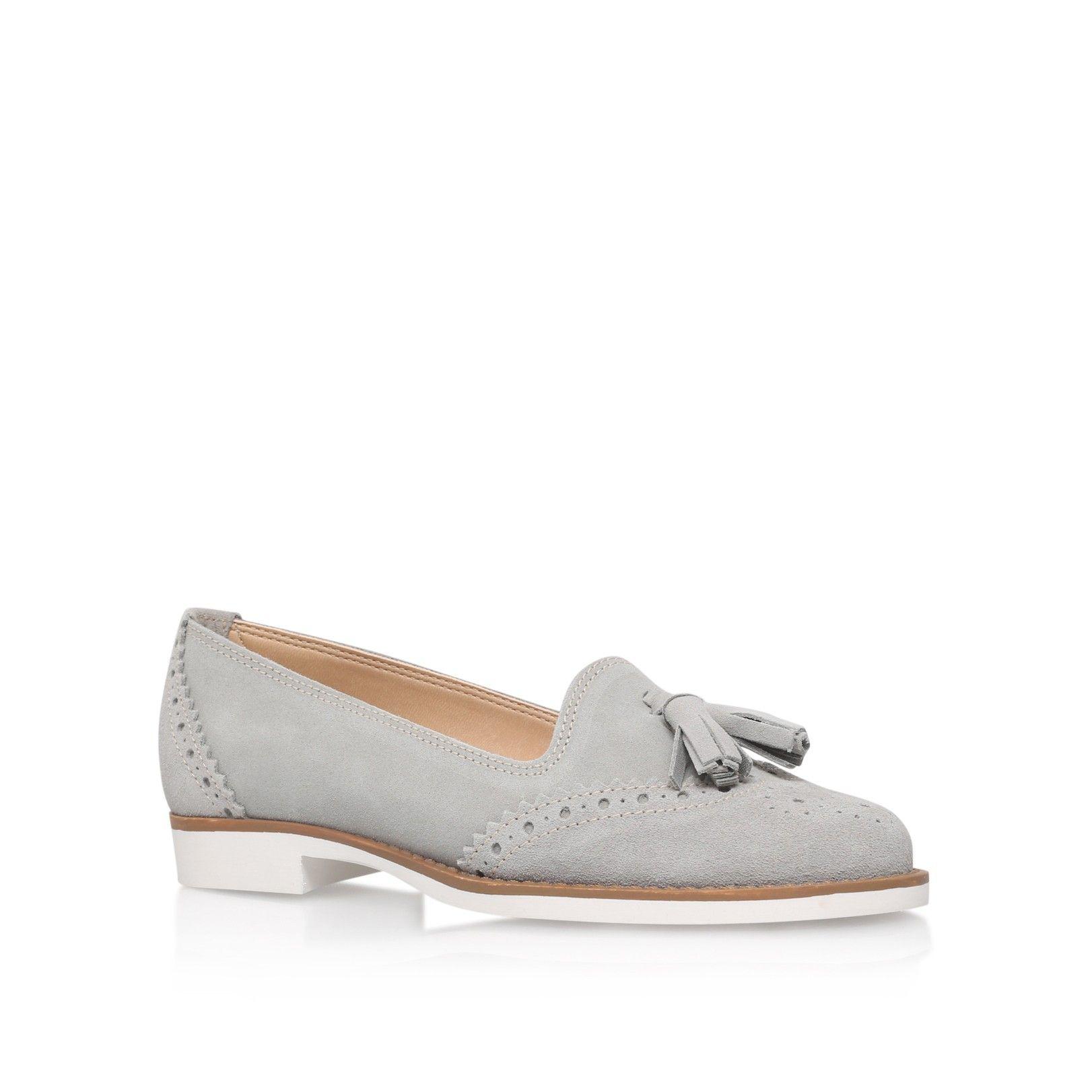 carvela kurt geiger nude loafers uk 6.5 | eBay