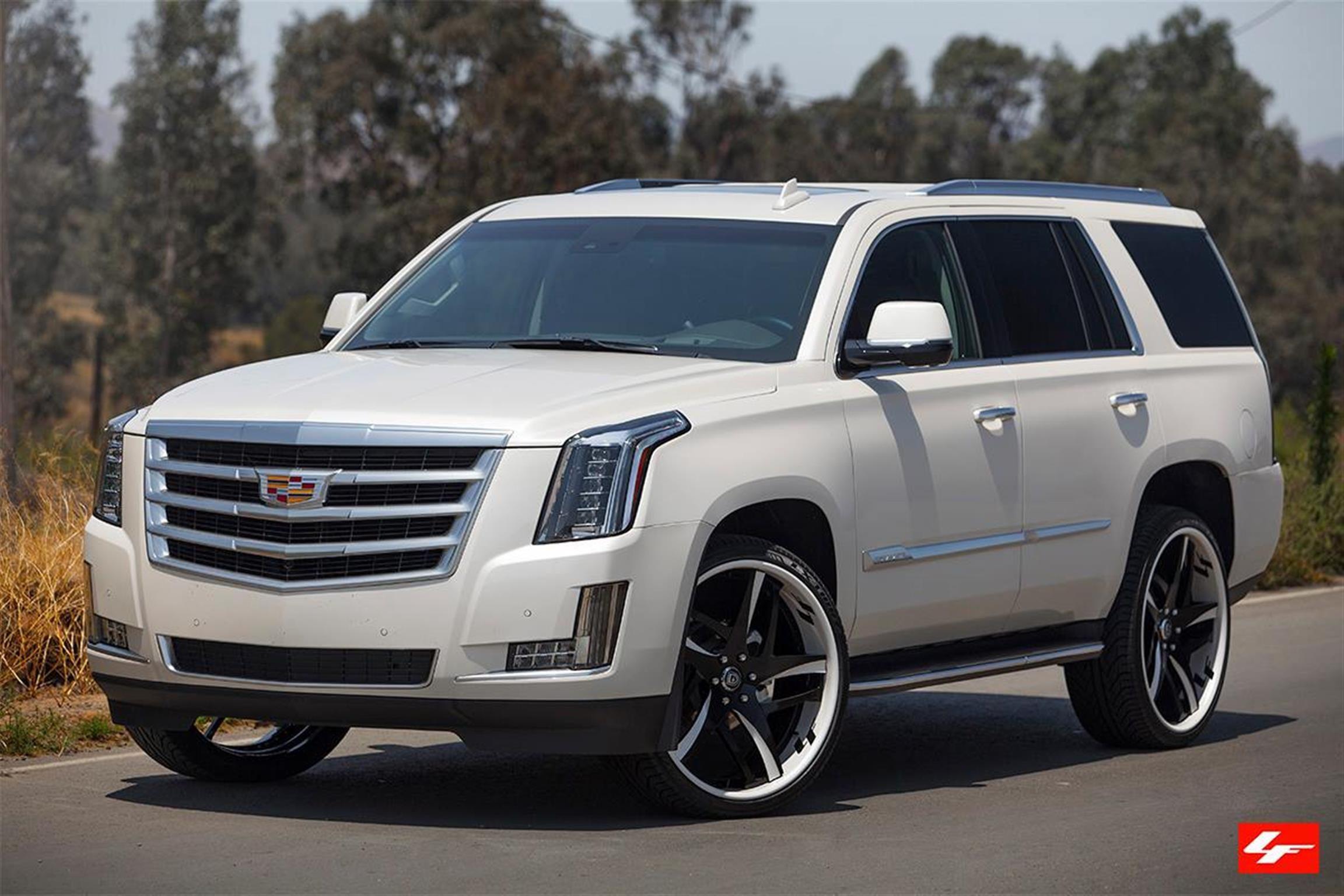 2015 Cadillac Escalade By Lexani Wheels Click To View More Photos