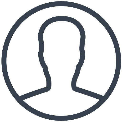 Linecon By W3 Creative Lab Icon Avatar Person