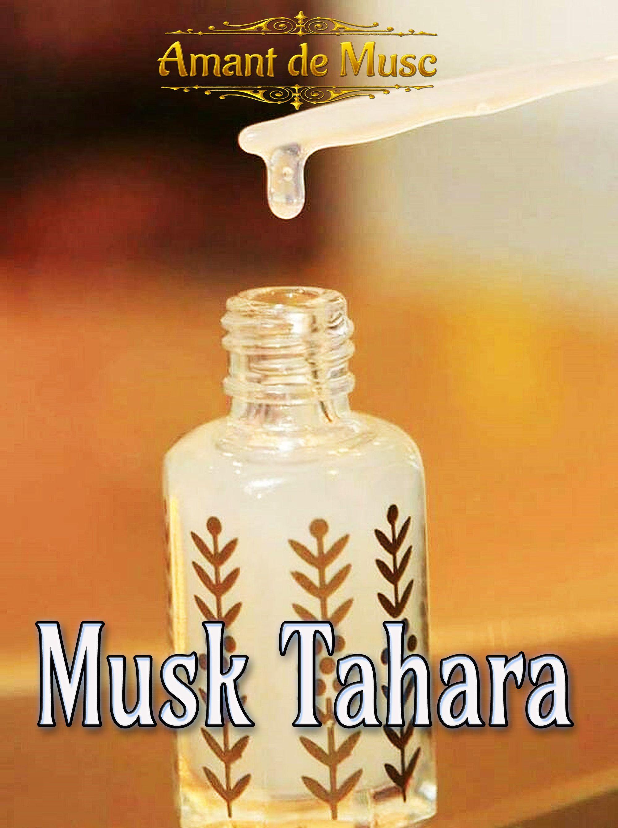 Musk Tahara Tahara Musk Oil Men Perfume
