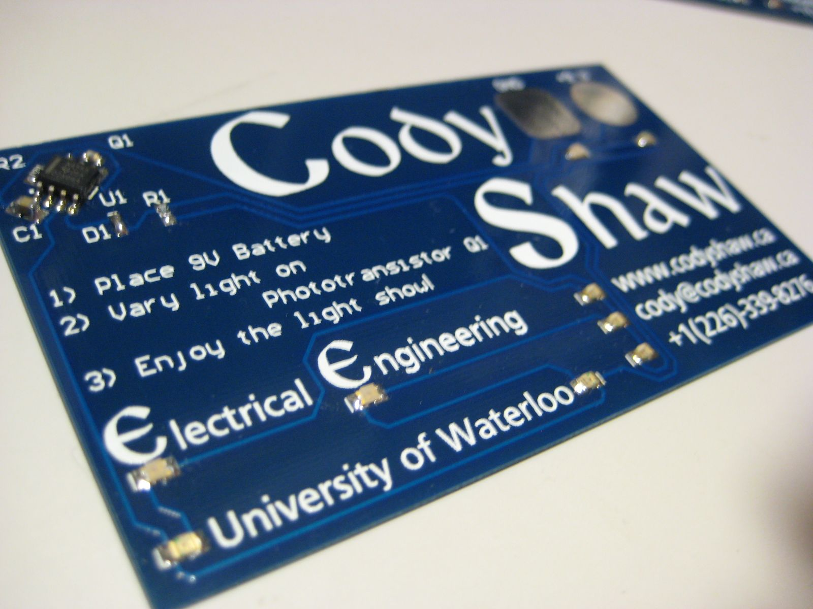 Circuit board business card business cards pinterest business circuit board business card colourmoves