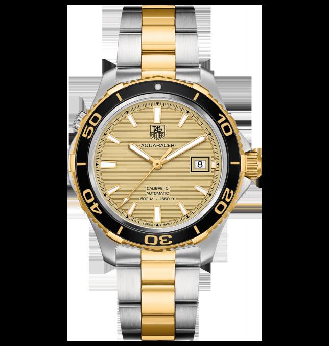 Tag Heuer  Aquaracer 500M Calibre 5 Automatic Watch 41mm