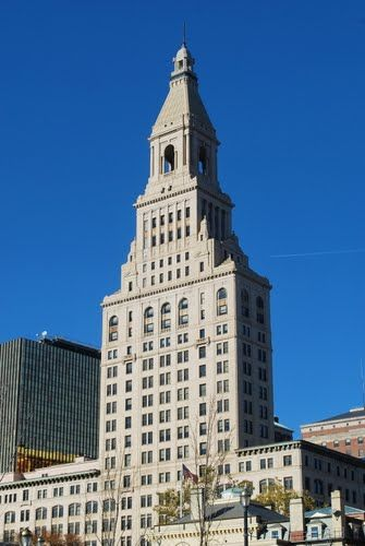 Photo Of Travelers Building Connecticut Usa Hartford