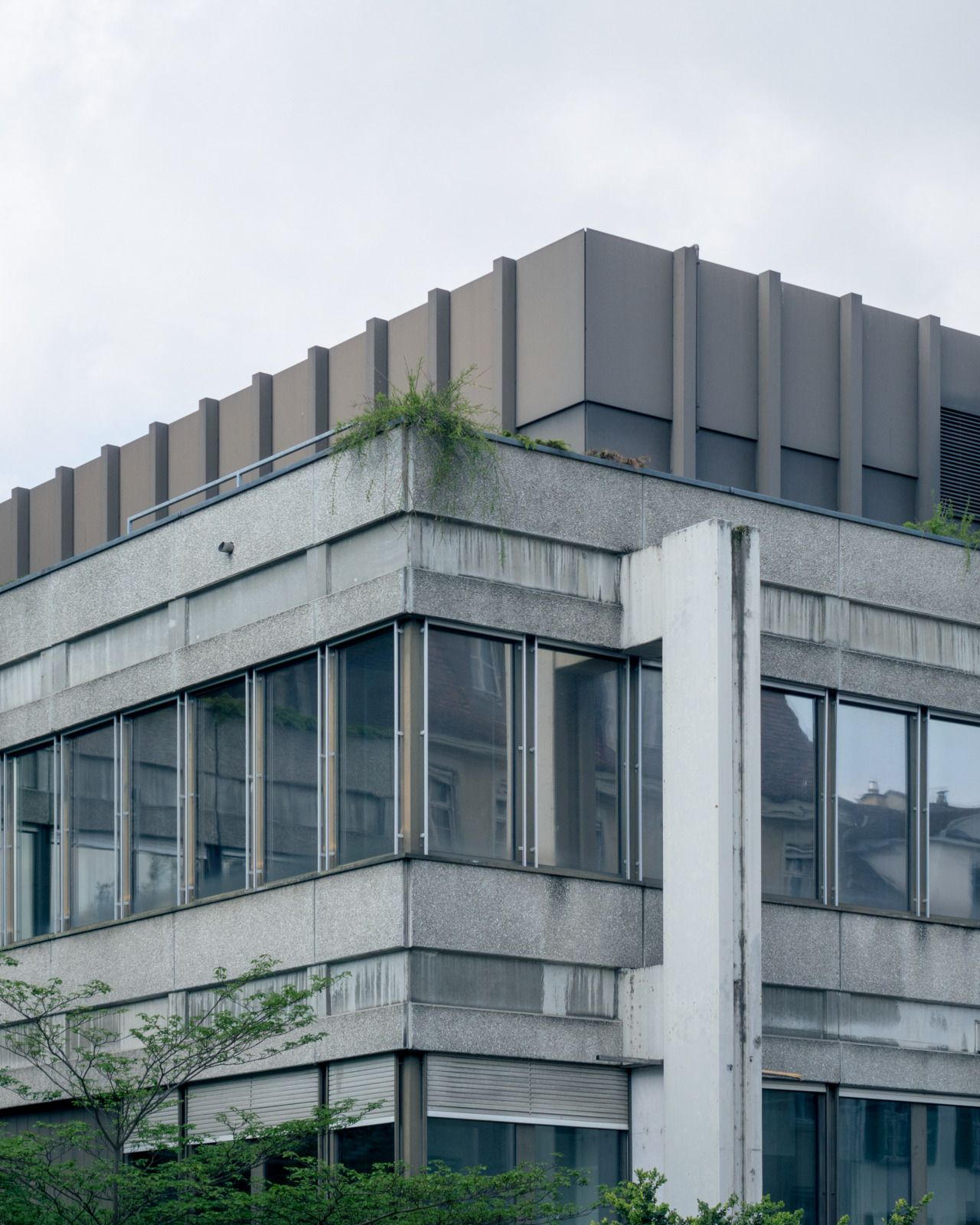 Universitätsspital Klinikum 2 Basel (1978)  by Suter + Suter Architekten  Ralf Streithorst Photography