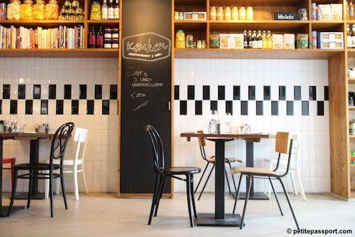 Keuken En Deli : Revisit keuken deli utrecht by petite passport cafes bars