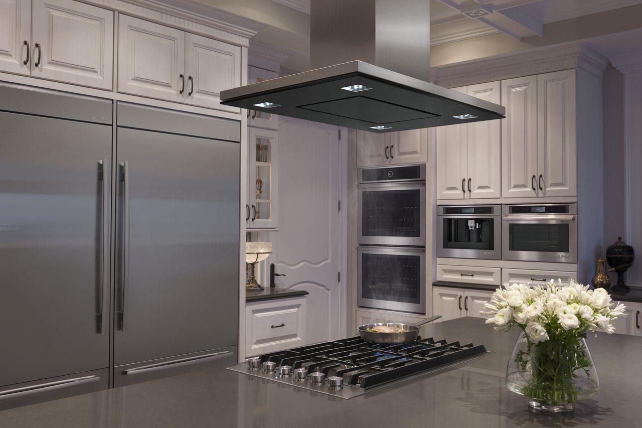 Range Hoods 101 Kitchen ventilation, Kitchen appliances