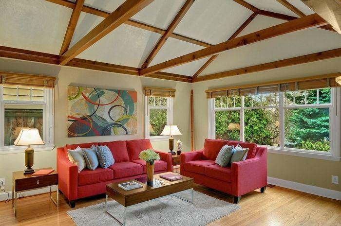 Wohnzimmer neu gestalten \u2013 moderner Landhaus-Look für den Altbau - wohnzimmer neu gestalten