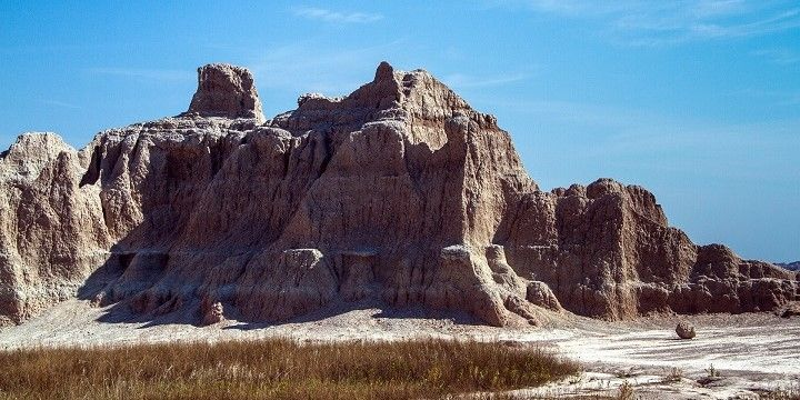 Badlands National Park, South Dakota, Great Plains, USA, North America