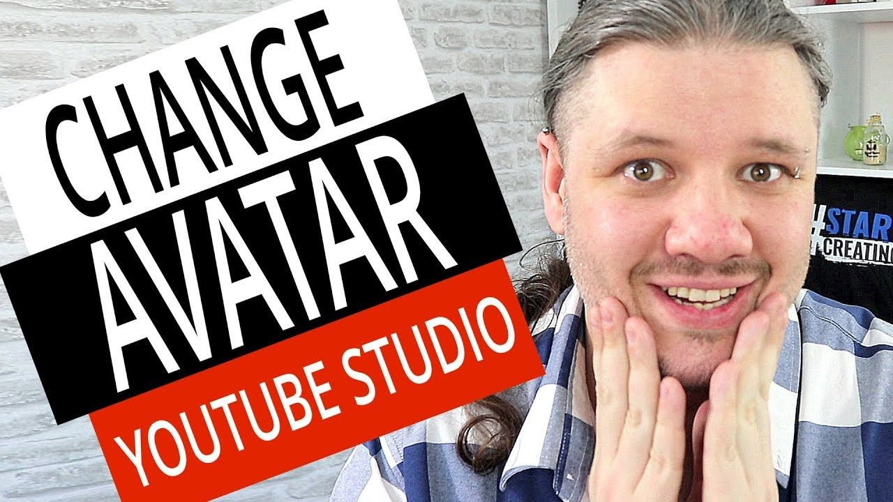 How To Change Channel Profile Picture Avatar with NEW