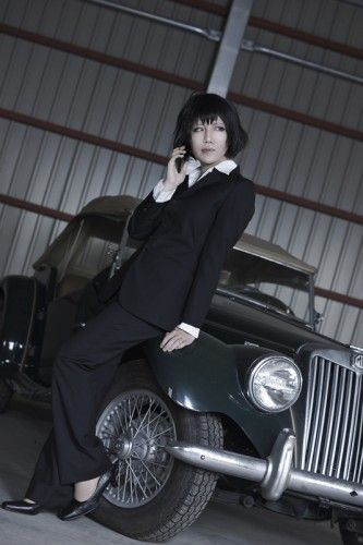 kekkai sensen cosplay chain02