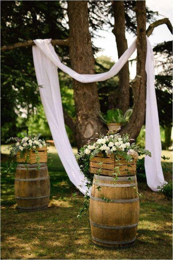 bodas campestres: fotos ideas decoración - decoración espacio boda