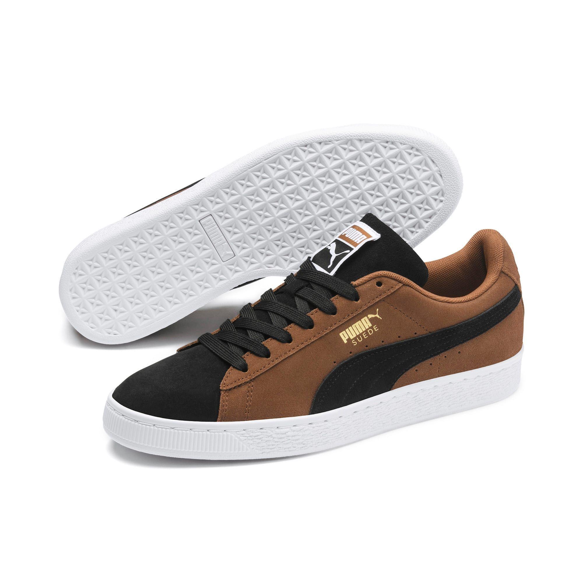 invención trolebús crecimiento  PUMA Chaussure Suede Classic, Blanc/Noir, Taille 35.5 | Chaussure ...