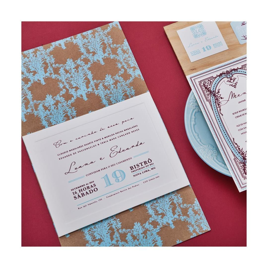 Magnificent Chic Wedding Invitations Composition - Invitations and ...