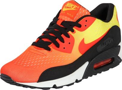 nike air max gelb orange